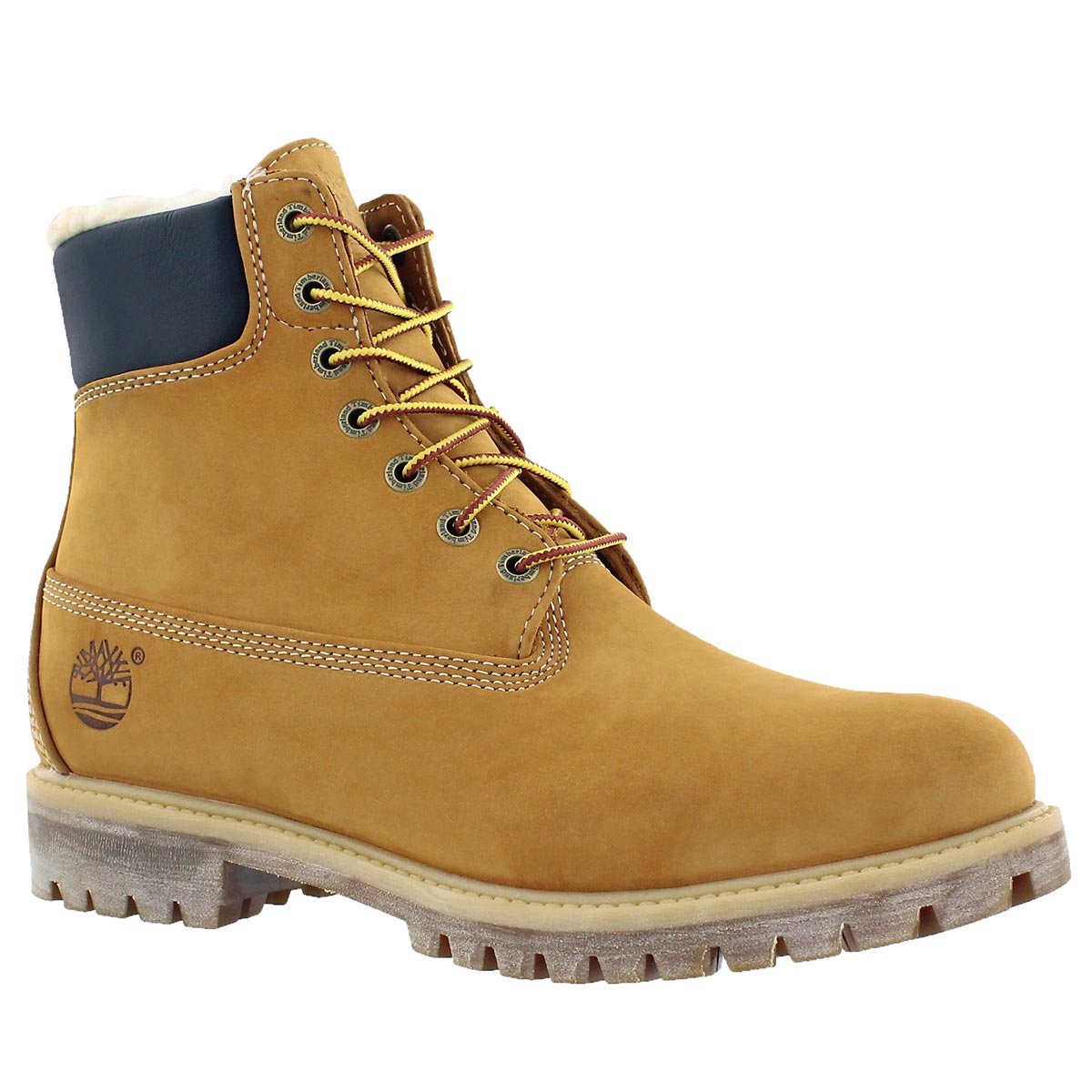 "Men's HERITAGE wheat 6"" ankle boots"