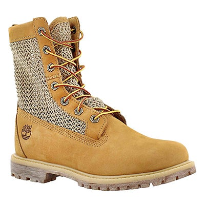 Timberland Women's AUTHENTIC OPEN WEAVE wheat work boots