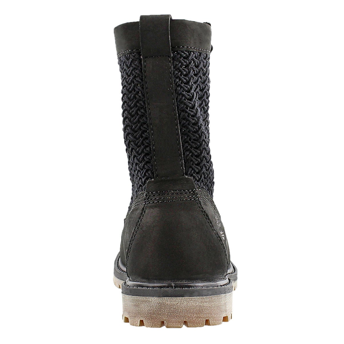 Lds Authentic Open Weave black work boot