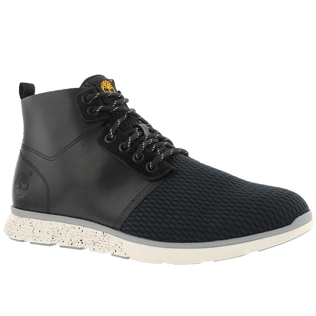 Men's KILLINGTON black chukka boots