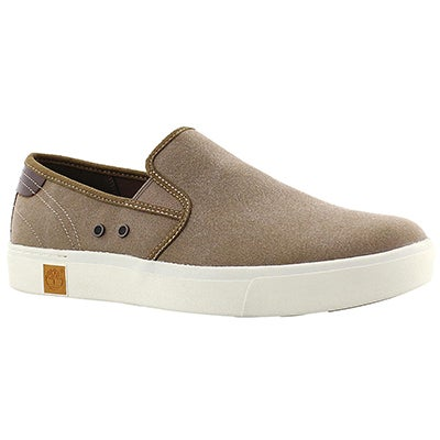Timberland Men's AMHERST teak slip on casual shoes