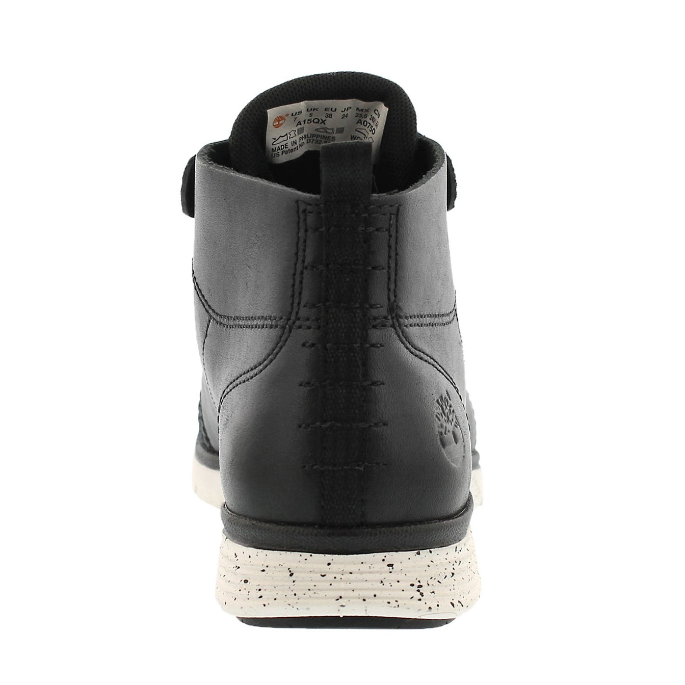 Lds Killington black chukka boot