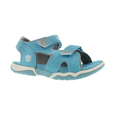 Timberland Kids' ADVENTURE SEEKER blue sandals