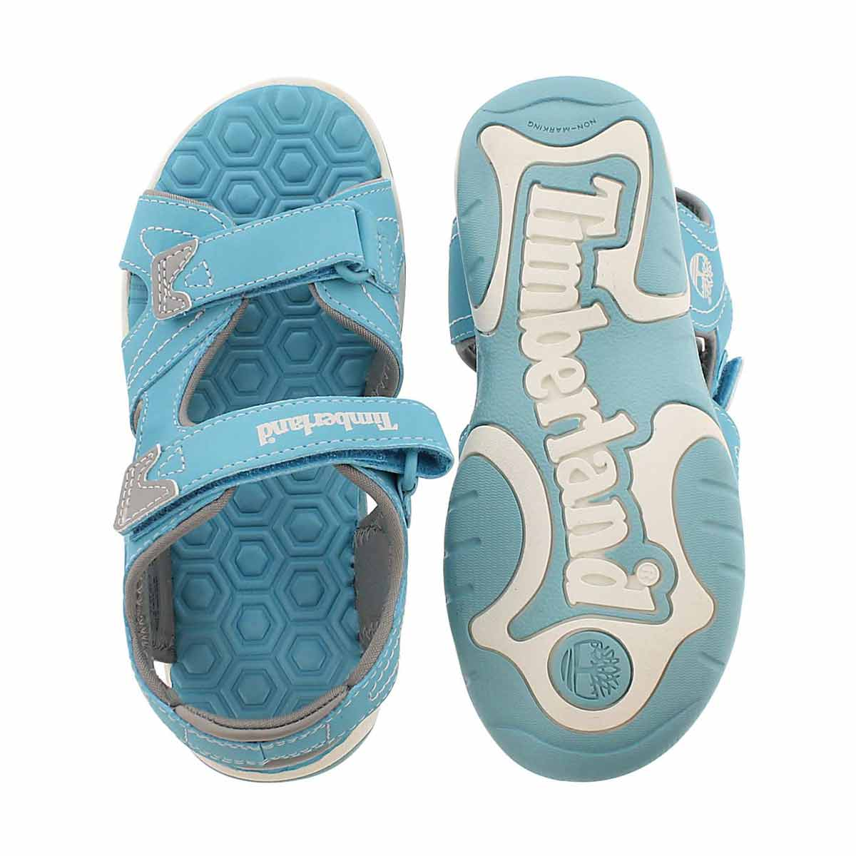 Chlds Adventure Seeker blue sandal