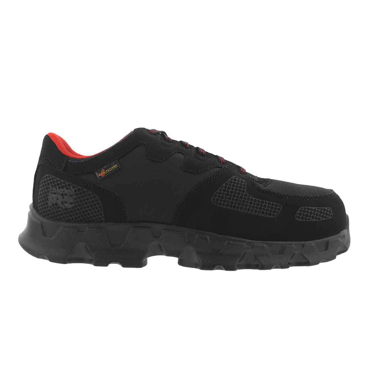 Mns Powertrain blk/red CSA sneaker