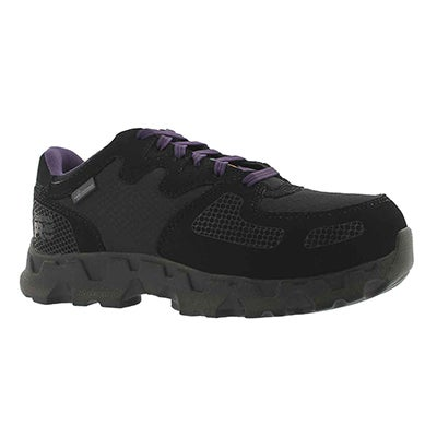 Lds Powertrain blk/ppl CSA sneaker