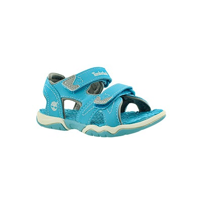 Timberland Infants' ADVENTURE SEEKER blue sport sandals