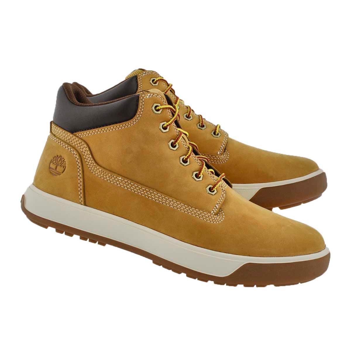 Mns Tenmile wheat chukka boot