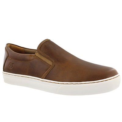 Mns Adventure 2.0 Cupsole lt brn loafer