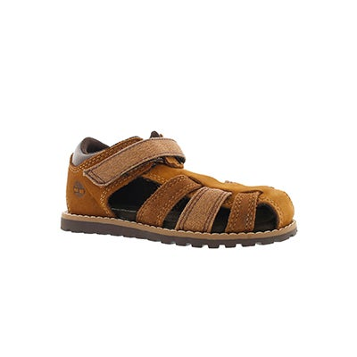 Infs-b Pokey Pine brown fisherman sandal