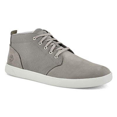 Mns Groveton grey chukka boot