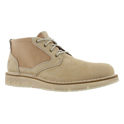 Mns Westmore lt brown casual chukka boot
