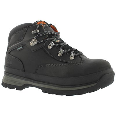Mns Euro Hiker black wtpf CSA boot