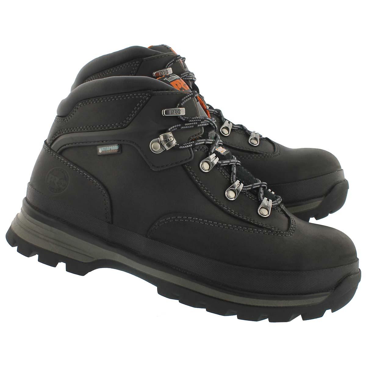 Mns Euro Hiker black wtpf CSA boot