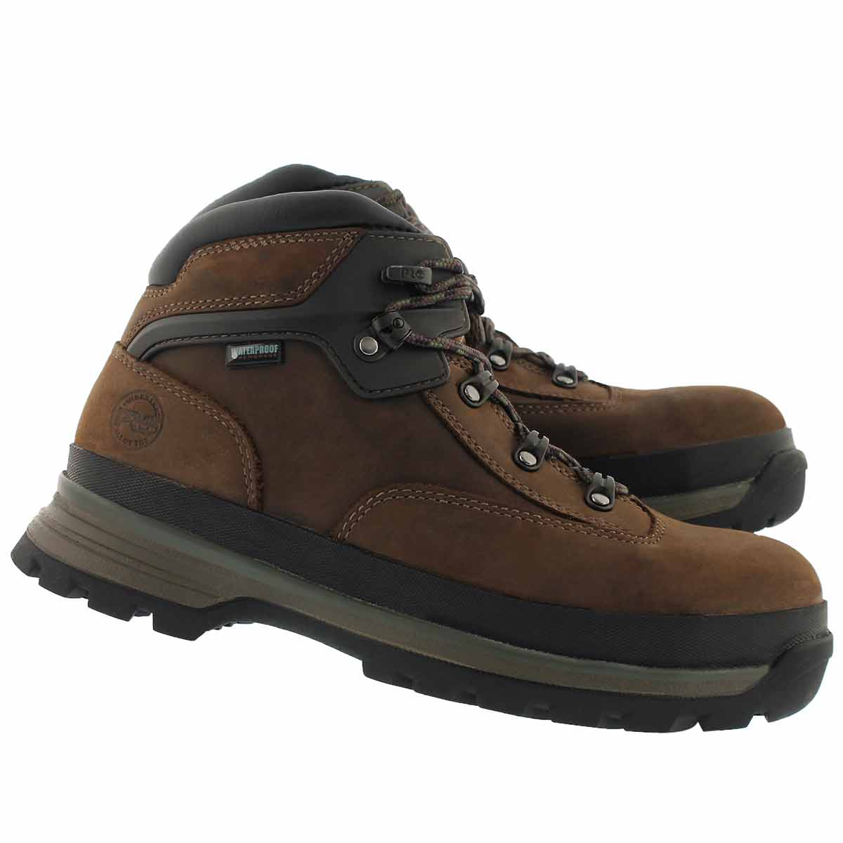 Mns Euro Hiker brown wtpf CSA boot