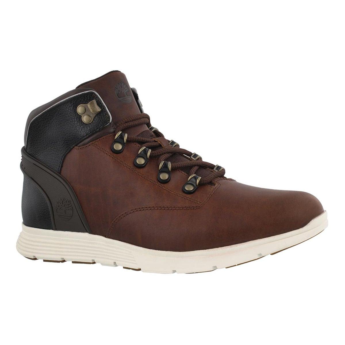 Men's KILLINGTON brown hiking ankle boots