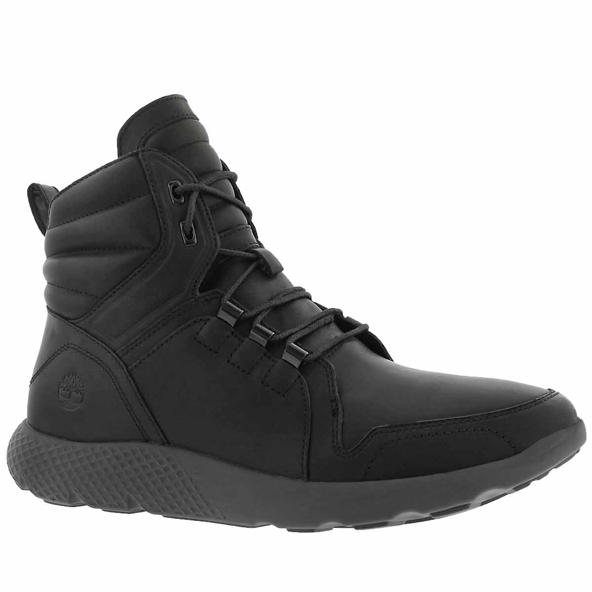 Men's FLY ROAM black casual ankle boots