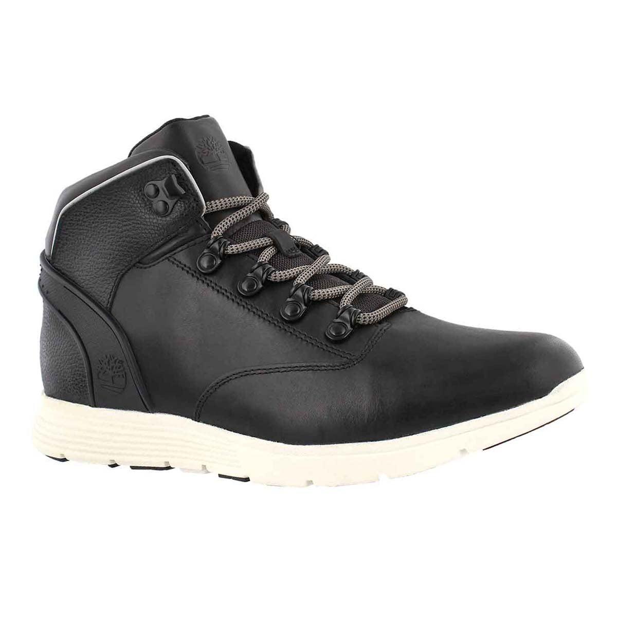 Men's KILLINGTON black hiking ankle boots