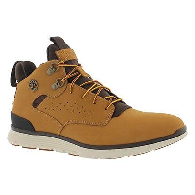 Timberland Mens's KILLINGTON wheat hiking chukka boots