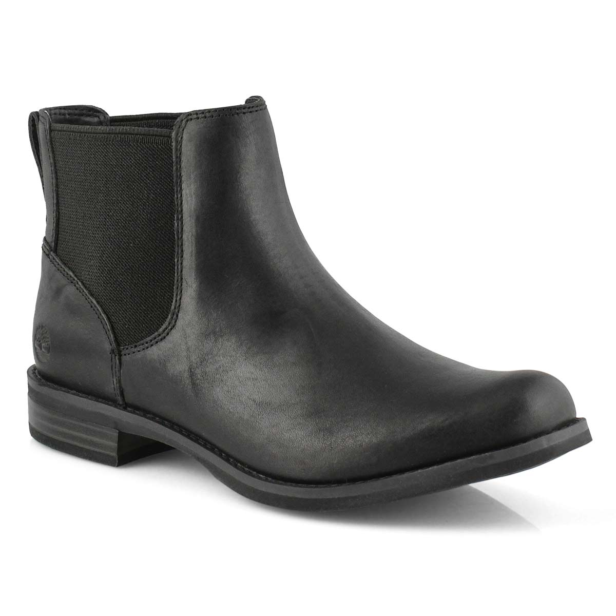 Women's MAGBY black chelsea boots