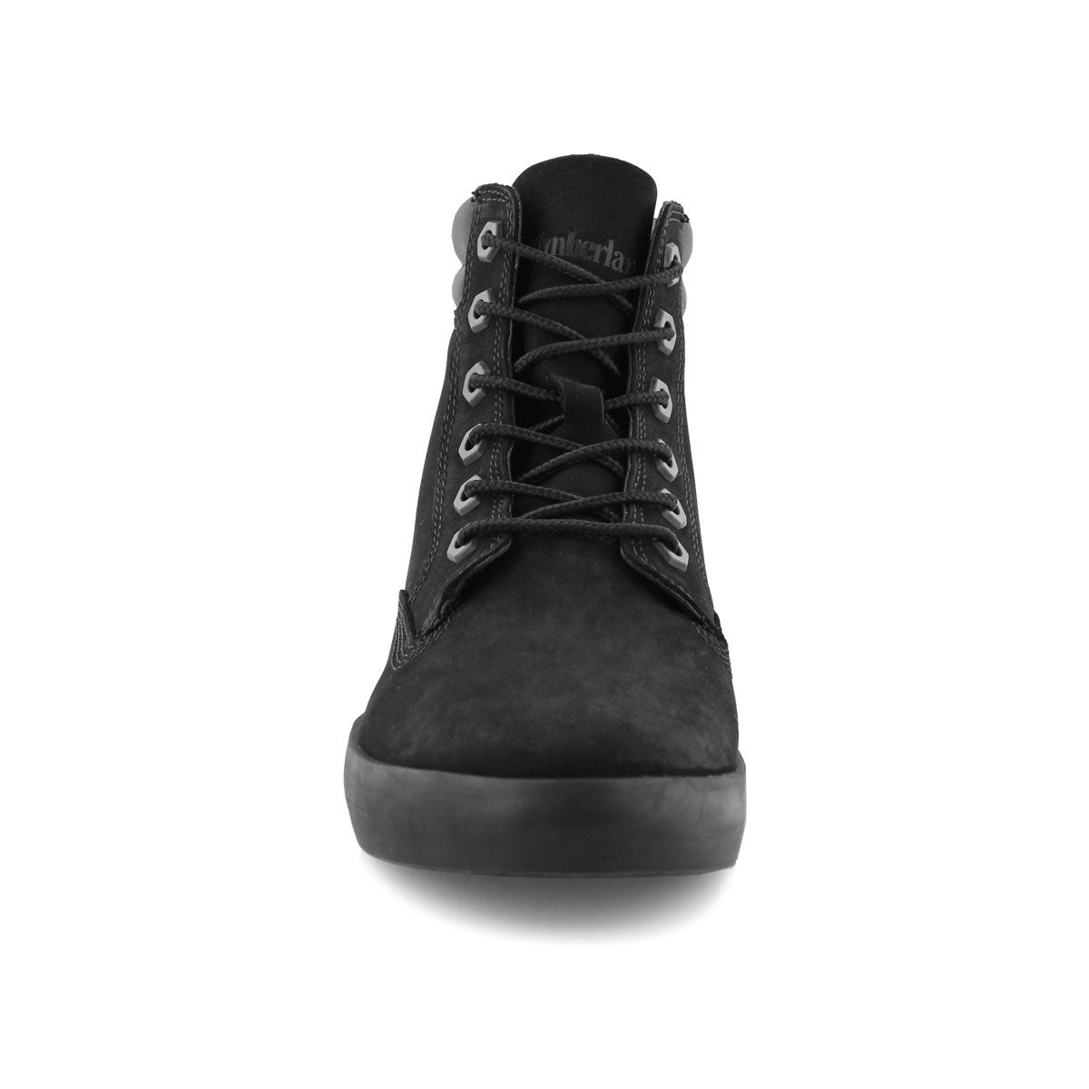 Lds Dausette black lace up boot