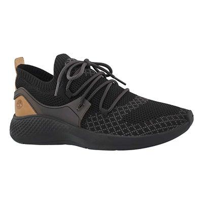 Mns Fly Roam Go blk knit sneaker