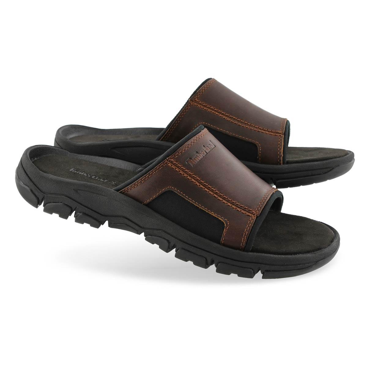 Timberland Men S Roslindale Slide Sandal Ebay