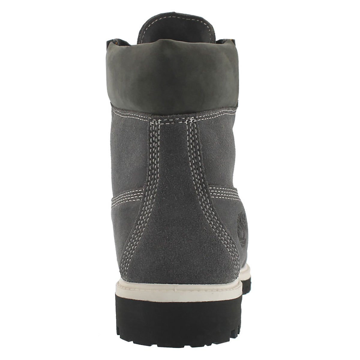 Mns Icon dk grey suede wtpf ankle boot