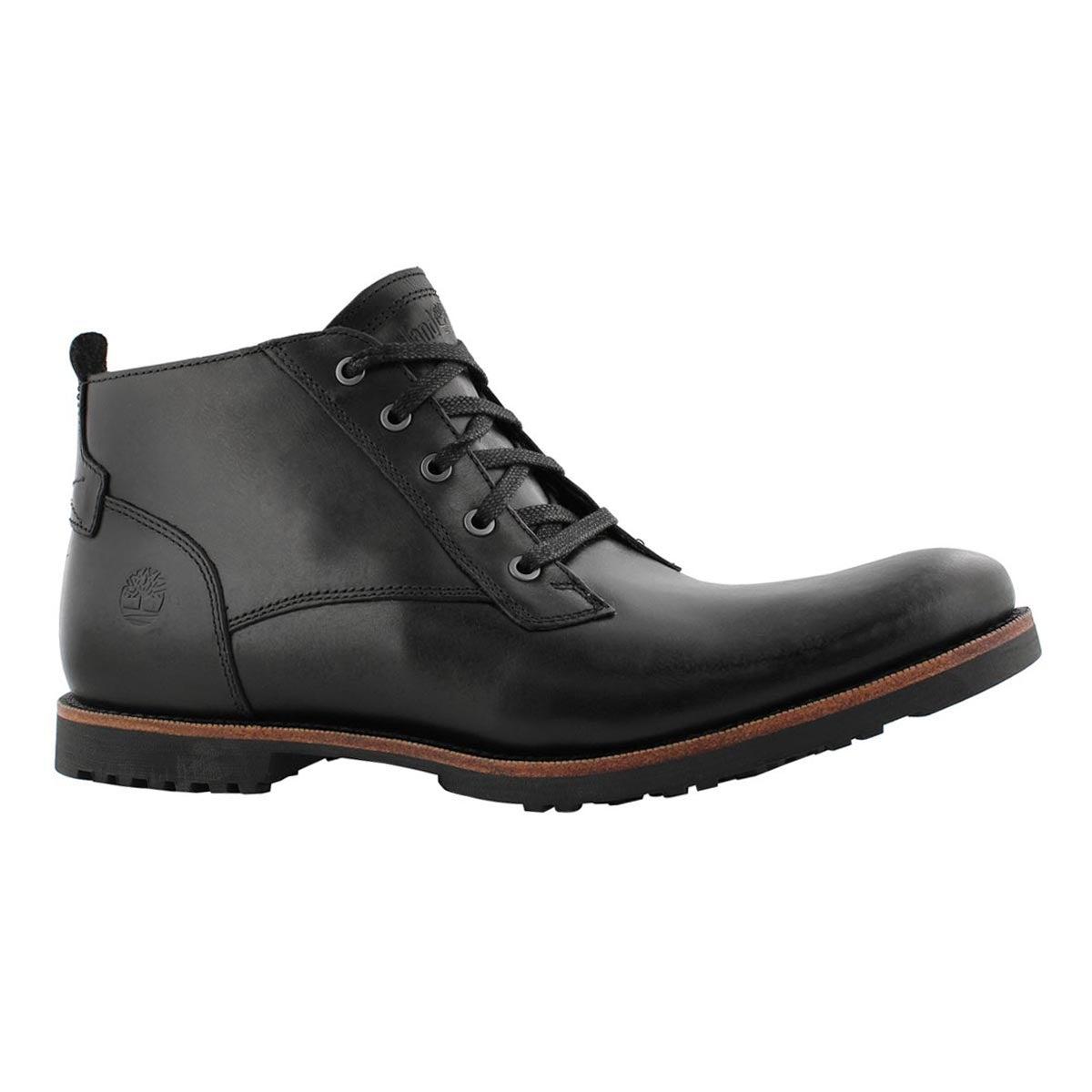 Mns Kendrick black chukka boot