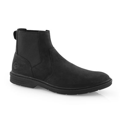 Mns Sawyer Lane black chelsea boot