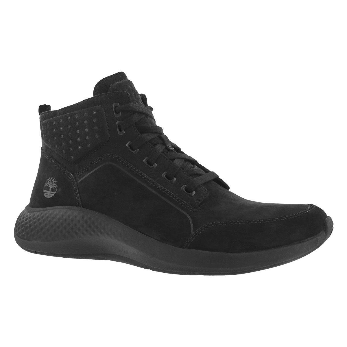Men's FLY ROAM GO black chukka boots