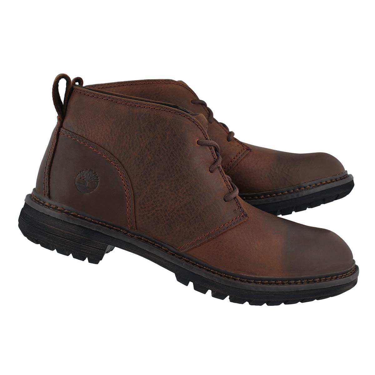 Mns Logan Bay brown chukka boot