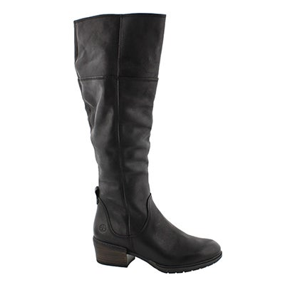 Lds Sutherlin Bay black knee high boot