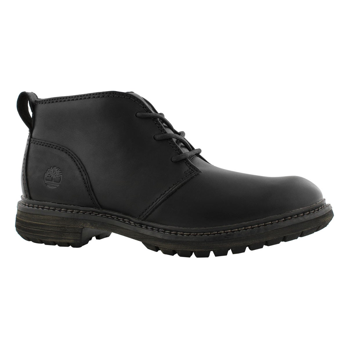 Mns Logan Bay black chukka boot
