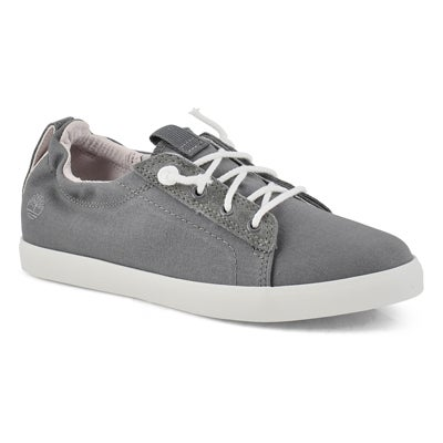 Lds Newport Bay med gry lace up snkr