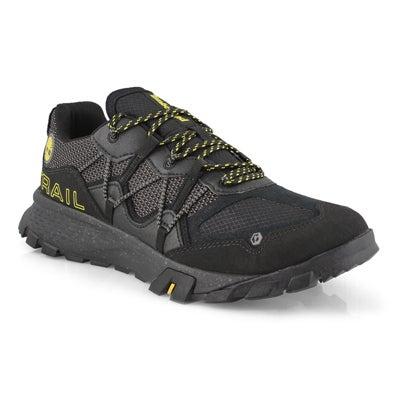 Mns Garrison Trail black hiking shoe