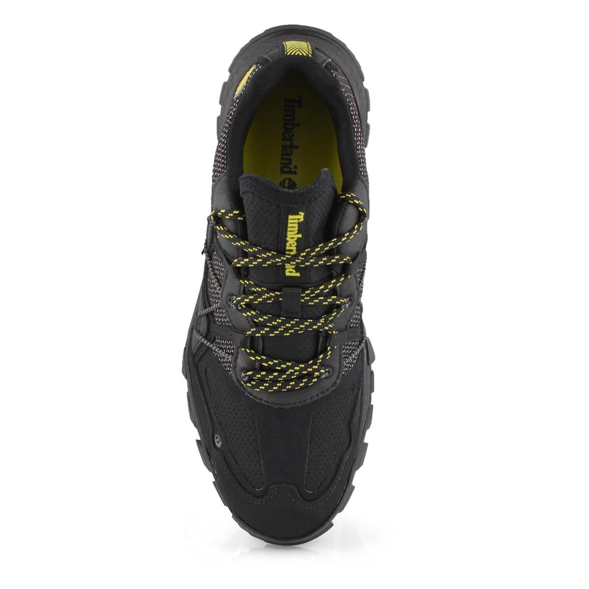Men's GARRISON TRAIL black hiking shoes