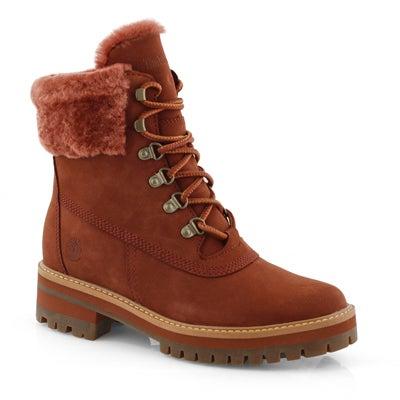 Lds Courmayeur Valley rust wtpf boot