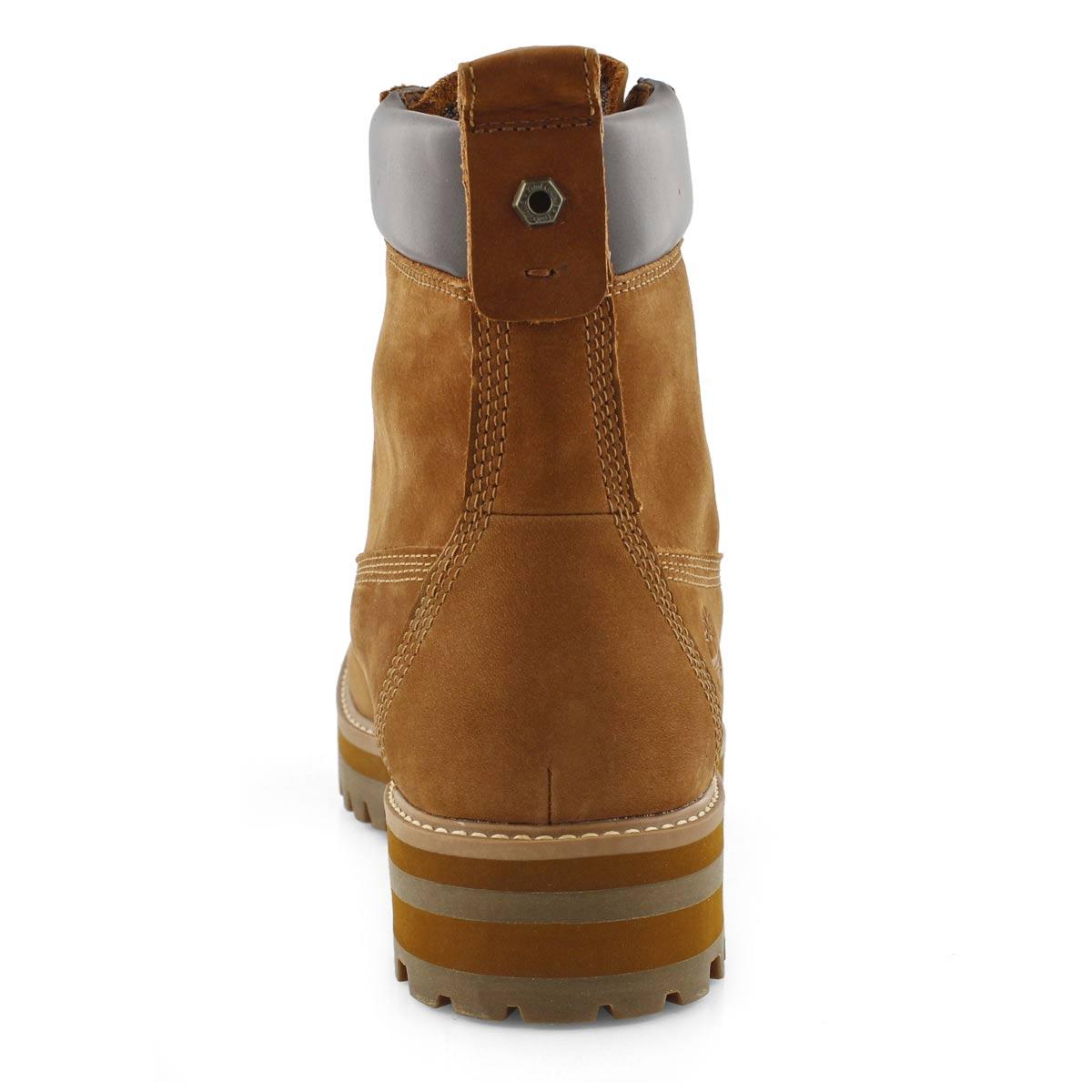 Men's COURMA GUY rust waterproof boots