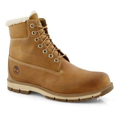 Mns Radford Warm Lined wtpf wheat boot