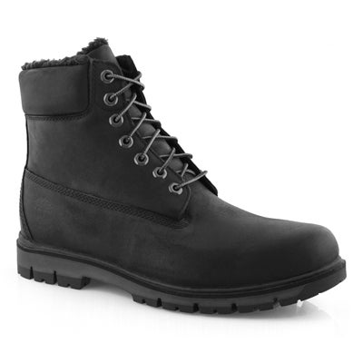 Mns Radford Warm Lined wtpf black boot