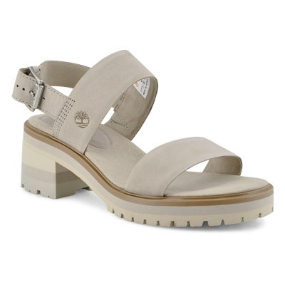 Lds Violet Marsh lt taupe casual sandals