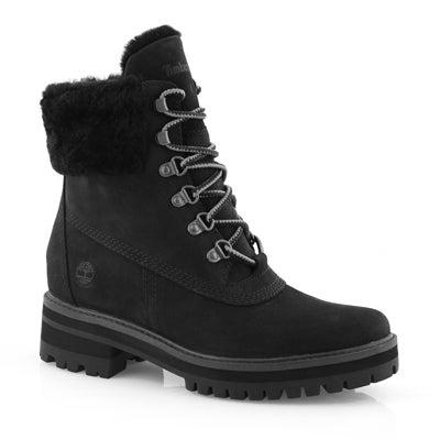 Lds Courmayeur Valley black wtpf boot