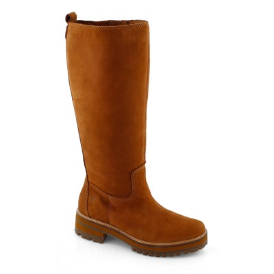 Lds Courmayer Valley med brn tall boot