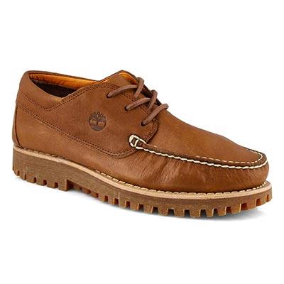 Mns Jackson's Landing saddle moc loafer