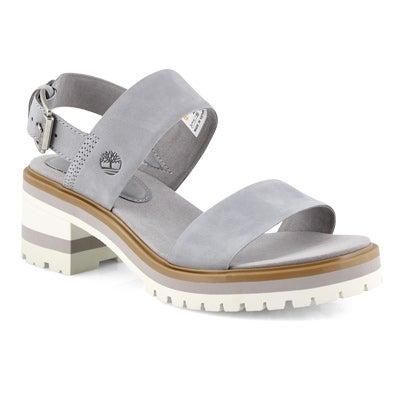 Sandale décon. Violet Marsh, gris,fem