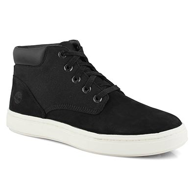 Lds Londyn black chukka boot