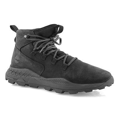 Mns Brooklyn Alpine black chukka boot