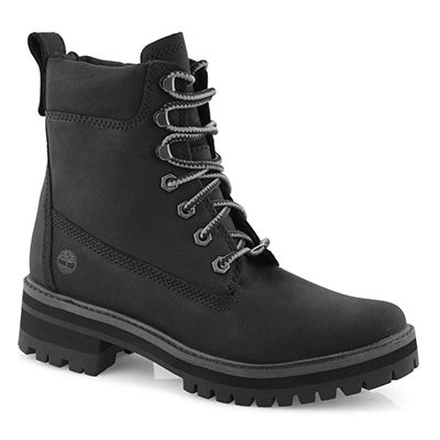 Lds Courmayeur Valley black boot