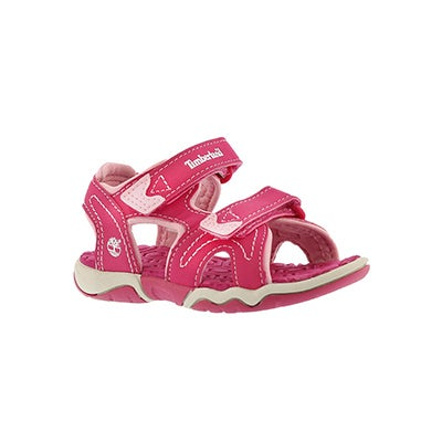 Timberland Infants' ADVENTURE SEEKER pink sport sandals